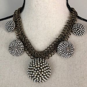 Chico's bold Statement Necklace
